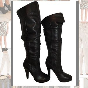 Jessica Simpson Knee High Slouch Boot